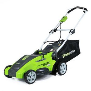 best cordless electric lawn mower 2017