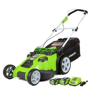 best electric lawn mower 2017