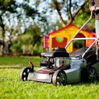 how to tune up lawn mower